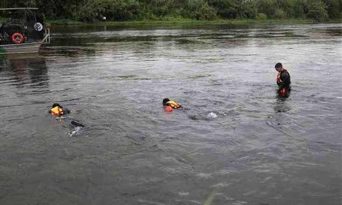 EUA e México buscam corpo de criança brasileira em rio na fronteira