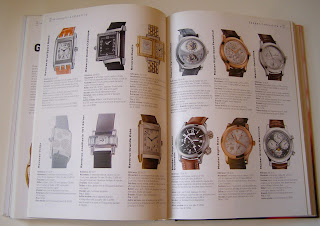 album montres de collection