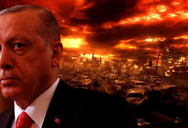 Ας κάνουμε εφιάλτη τα όνειρα του Ερντογάν