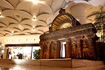 Ajanta Caves:Preserve the Pride by Artist Bandhana Jain.