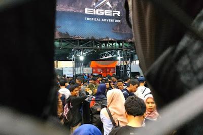 Lowongan Terbaru dan Terbesar di Eiger, Untuk Tamatan SMA/SMK Hingga S1 Seluruh Indonesia