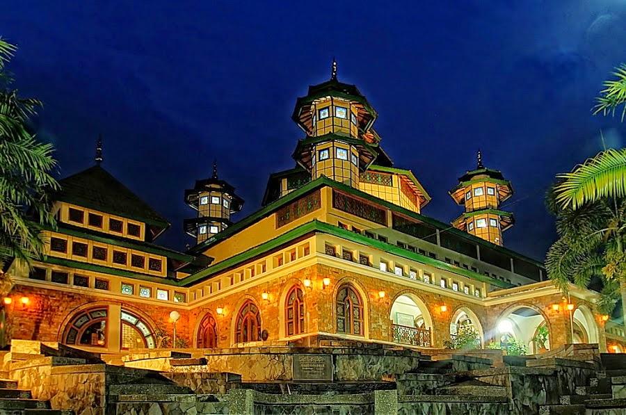 Masjid Raya Bayur - Nagari Bayur