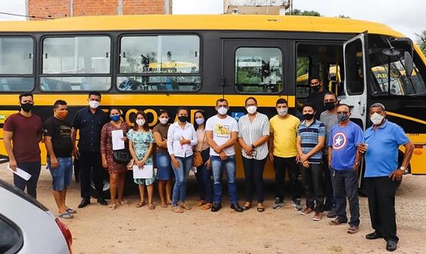 Prefeitura retorna com o Transporte Escolar em Chapadinha-MA