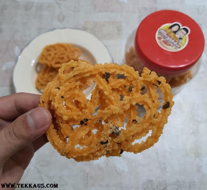 FL Salted Egg Murukku-First In Malaysia