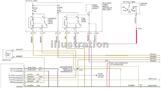 2012 Chrysler 200 Wiring Diagrams  Chrysler  Wiring