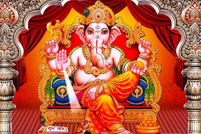 Mantra to be Chanted When Offering Sindur to Ganpati
