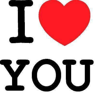 Unique Blog of Awesome: I Love You?