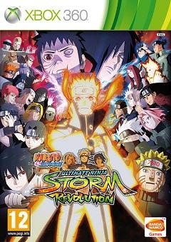 Naruto Shippuden Ultimate Ninja Storm Revolution [PAL][NTSC