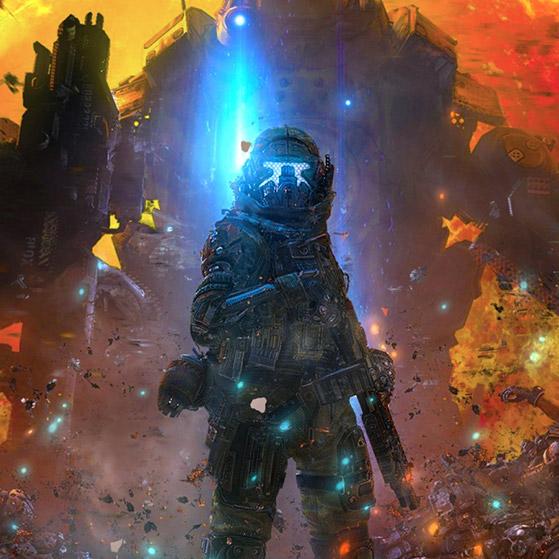 Titan Fall 09 Wallpaper Engine