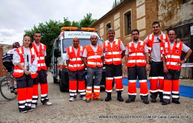 Cruz Roja GP Canal de Castilla