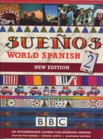 Spanish Intermediate Books