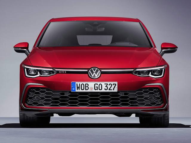 VW Golf GTI Mk8 2021
