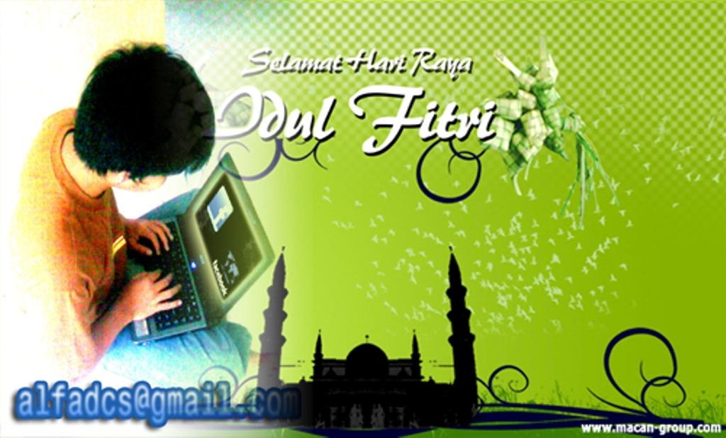 Selamat Hari Raya Idul Fitri 1437 Hijriyah