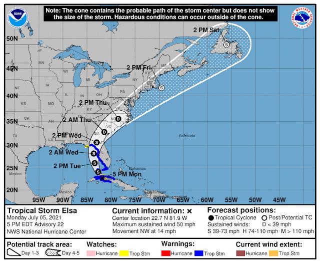Atlantic hurricane seasons