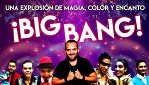 BIG BANG de magia con el Mago Juan Alvarez