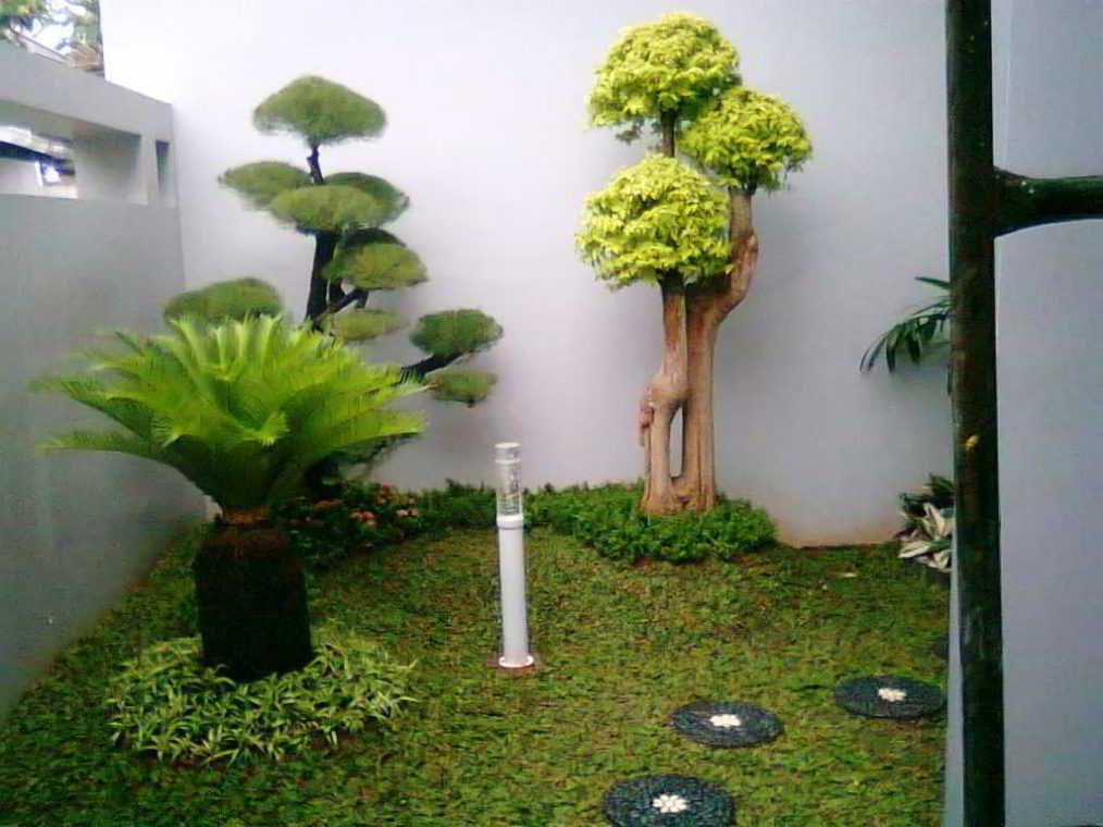 Kumpulan Desain Taman Minimalis
