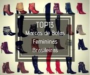 Top 13 Marcas de Botas Femininas Brasileiras