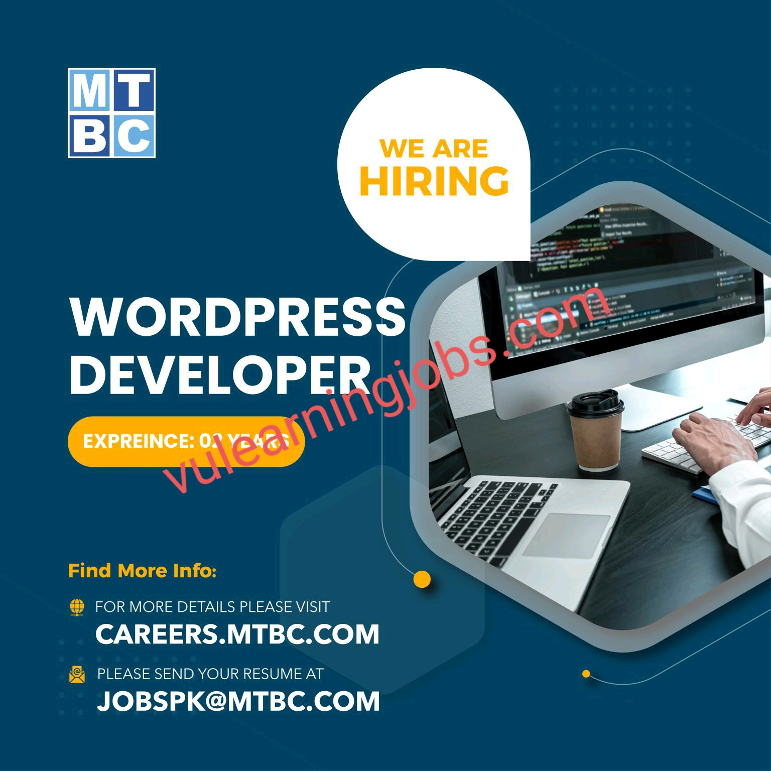 MTBC March Jobs In Pakistan 2021 Latest | Apply Now