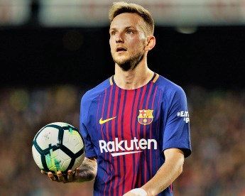 Sports: Atletico Madrid Interested In Rakitic
