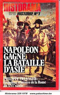www.yakachiner.be, Napoléon