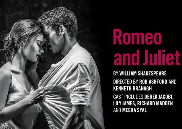 Romeo & Juliet at the Garrick