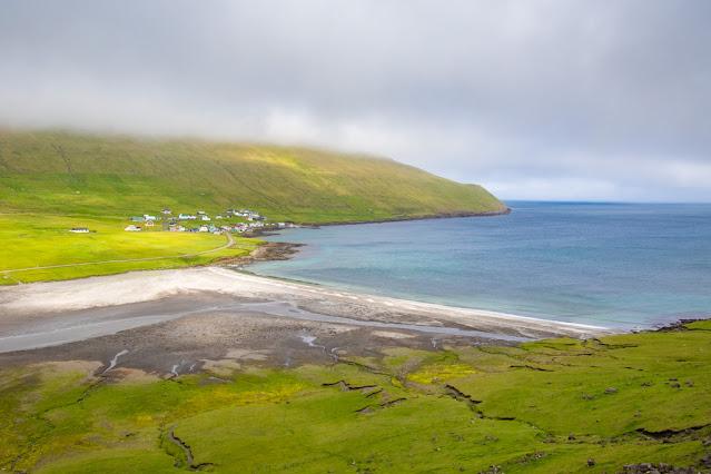 Sandvík-Isola di Suðuroy
