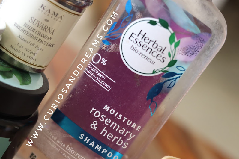 Herbal Essences Rosemary & Herbs Shampoo, Herbal Essences India