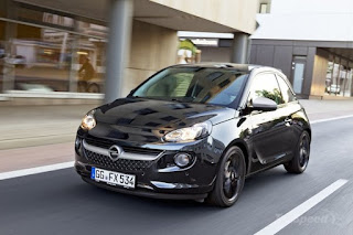 سائق طرابزون اوزنجول ايدر اردو opel-adam-black-link