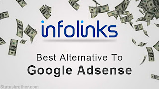 Top 5 Best Google Adsense alternatives for Blog Websites - InfoLinks