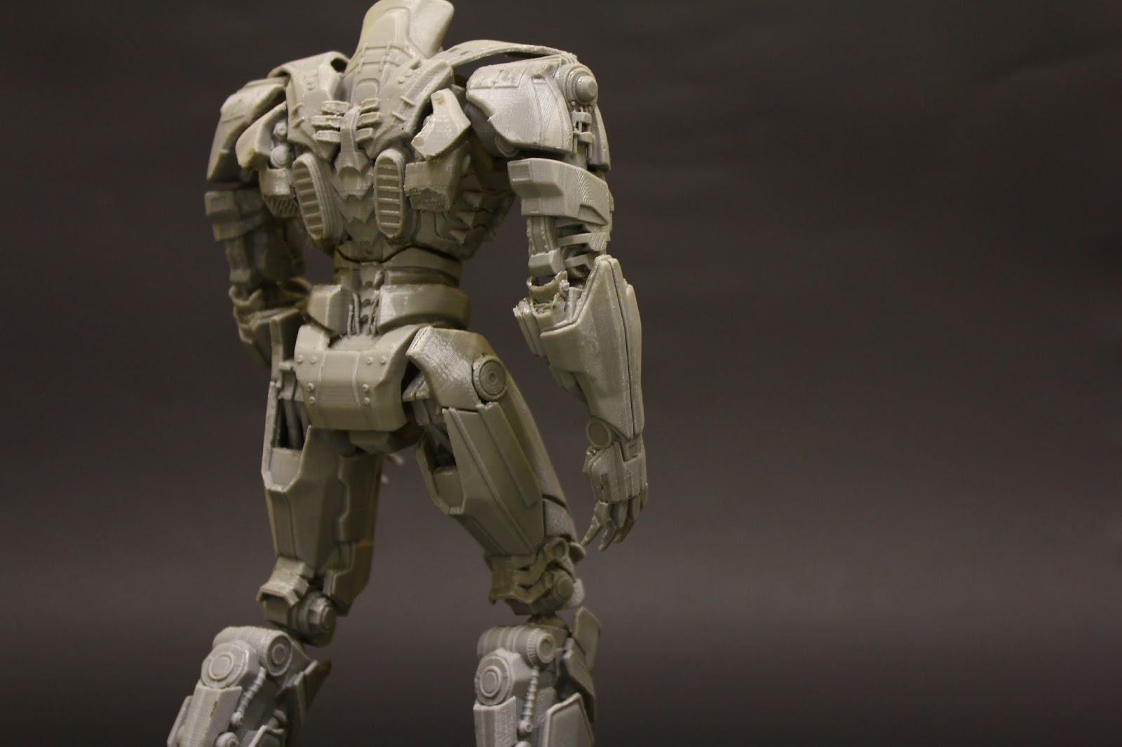 Pacific Rim-Gipsy Danger 3D Printing Model | Assembly 3D ... Pacific Rim Jaeger Gypsy Danger 3d Model