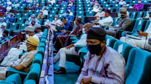 House of Reps reacts to report of 50 lawmakers contracting COVID-19