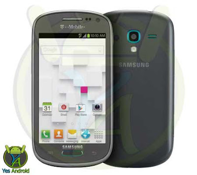 Update Galaxy Exhibit SGH-T599 T599UVAOH1 Android 4.1.2