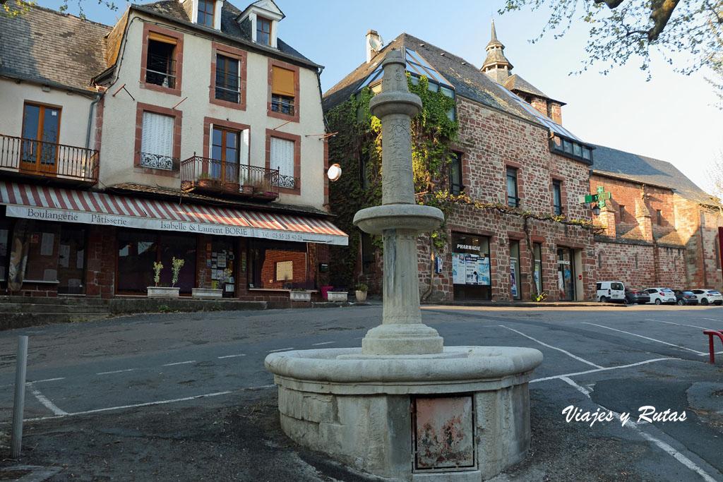 Plaza de Meyssac
