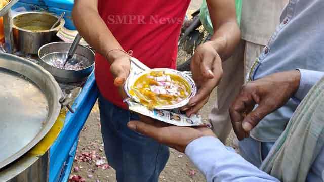 process of making of famous samosa of mandasya