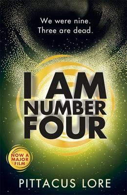 I am number 4 sequel book