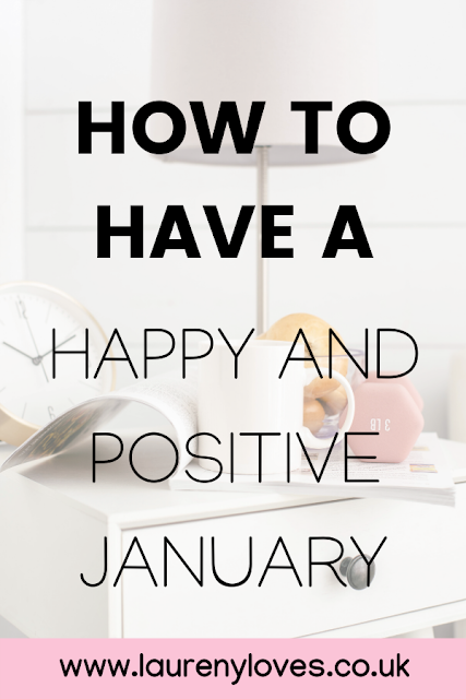 How to stay happy and positive in January