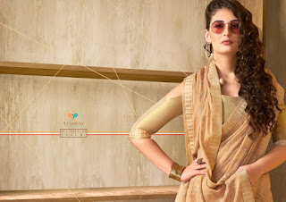 Triveni Sutraa Vol 3 Fancy Saree Catalog in Wholesale, Buy New Latest Fancy Saree By Triveni Sutraa Vol 3 Saree Collection