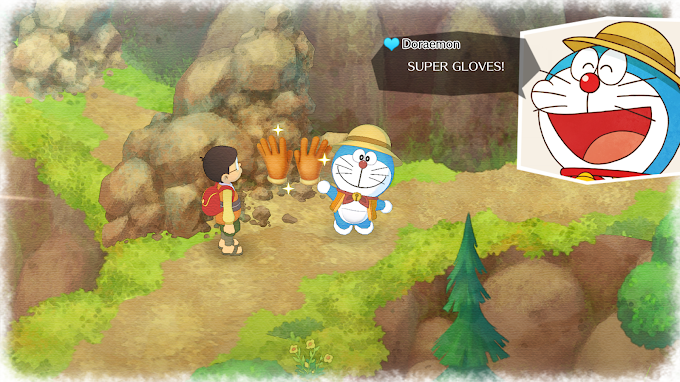 How to Get Super Gloves and Dog, Doraemon Story of Seasons