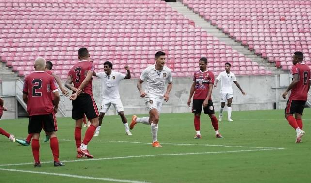 Retrô vence o Atlético-BA e lidera o grupo 4 da Série D