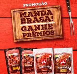 Promoção Perdigão 2020 Manda Brasa Prêmios Exclusivos