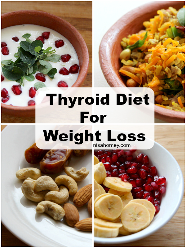 thyroid diet for weight loss