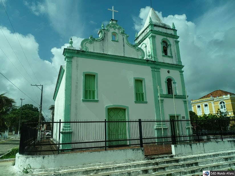 O que fazer em Natal - Igreja Nossa Senhora do Rosário dos Pretos