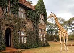 Giraffe Manor3, Nairobi, Kenya