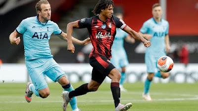 Video Bournemouth 0-0 Tottenham: Thoát hiểm nhờ VAR, bù giờ khó tin