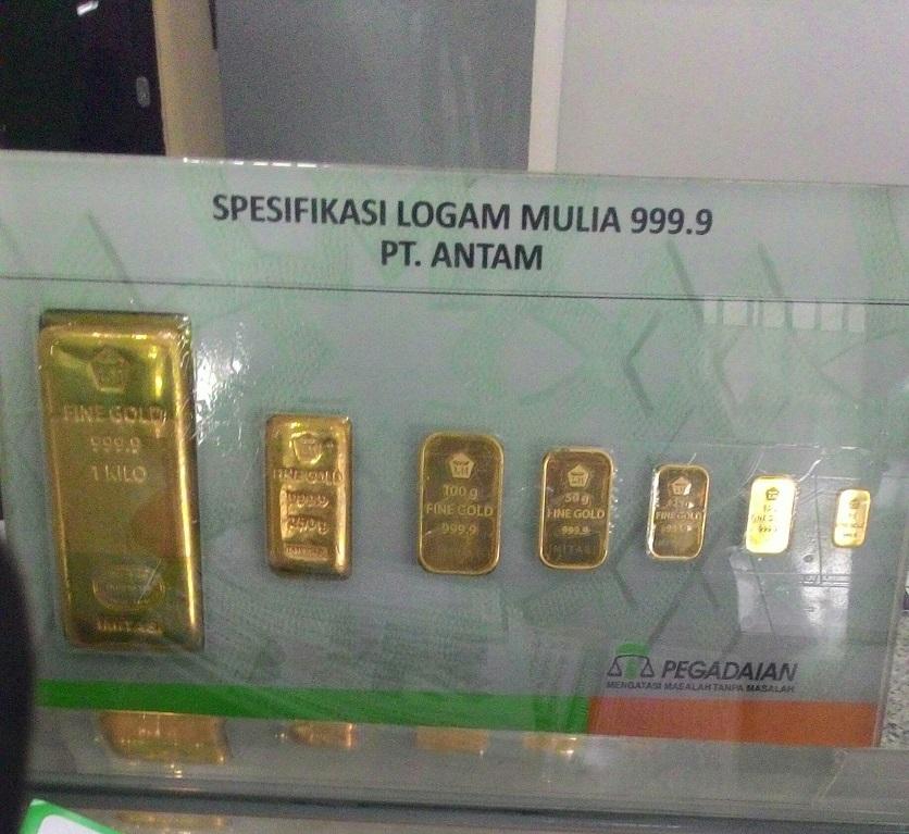 Mudahnya Investasi Emas Dengan Tabungan Emas Komandan Note