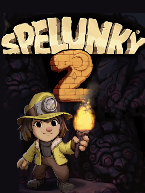 Download Spelunky 2 (2020) fr pc