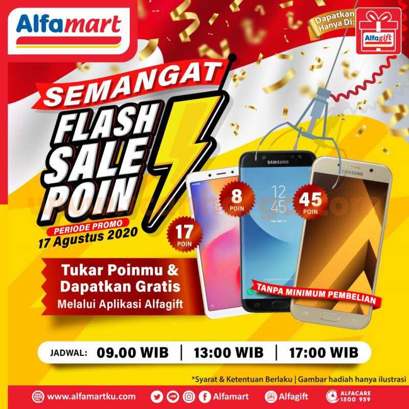 Alfamart Promo Flash Sale Poin