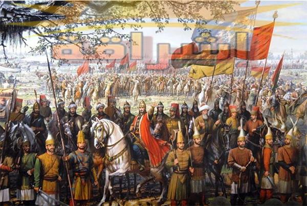 مدفع فتح القسطنطينية