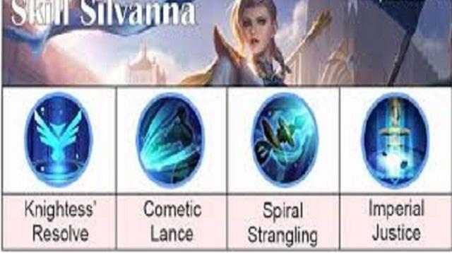 Cara Menggunakan Silvanna Mobile Legends