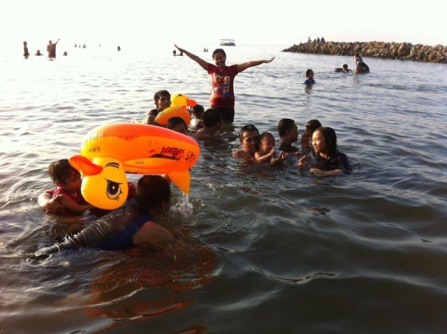 Pantai Pathek di Desa Gelung Siap Jadi Jujukan Wisata di Situbondo